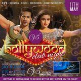 V5 - Bollywood Night - Live Mix - May 2018 - Nuchna Roadshow - Dj Raj
