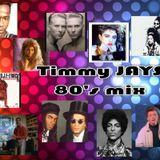 Timmy Jay's 80's disco dreams mix