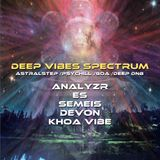 eS - Deep Vibes Spectrum 03-08-2013
