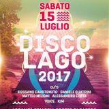 Disco Lago 2017