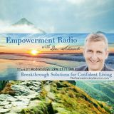Empowerment Radio with Dr. Friedemann Schaub: Embrace aging with greater ease and confidence!