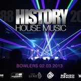 History Of House @ Bowlers Manchester Promo Mix 2-3-13