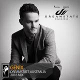 Genix — Dreamstate Australia 2016 Mix