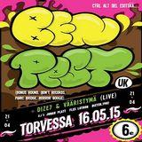 Ben Pest (Live PA) @ Ctrl Alt Del - Torvessa Lahti - 16.05.2015