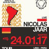 Nicolas Jaar @ C.C. Barranco (2017.01.24)