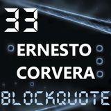 Blockquote - No. 33 - Ernesto Corvera pres. Techno Sessions 001 (18-03-2012)