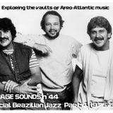 VINTAGE SOUNDS n°44 - Brazilian Jazz Part 4 (1975-1980) (Back2BackFM)