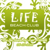 On The Beach 05-07-2012