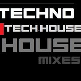 OCTOBER 2014 PROMO Mix - Tech house - Techno - Mike Black SP