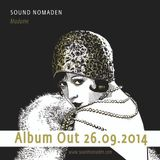 BUONASERA SIGNORINA presents MADAME - Sound Nomaden album out - 11 oct 2014