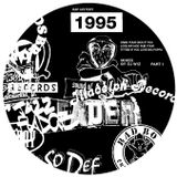DJ Wiz - Rap History Mix 1995 Pt. 1
