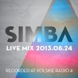Simba - Live mix (2013.08.24 at CZWÓRKA)