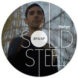 Solid Steel Radio Show 27/1/2017 Hour 1 - Martyn