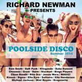 Richard Newman Presents Poolside Disco Summer 2014