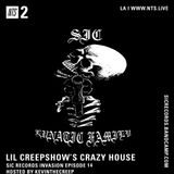Lil Creep Shows Crazy House - 17th April 2019
