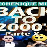 ECHENIQUE MIX - BACK TO 2000's 10 [2015]