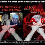 AMOR ENTRE LINEAS con Mar Escribano & Orlando Gómez