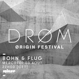Drøme Ørigin Festival : Bohn & Flug - 03 Août 2016