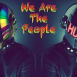 Daft Punk - We are the horizon people (remix by Deep Johnny)
