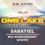 SABATIEL - Dnb Lake 2017 / Mix konkursowy (piatek)