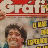 Ernesto Cherquis Bialo - ENTREGA Nº 1 - Cierre de la Revista El Gráfico