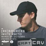 [re]sources Invite Raito - 04 Octobre 2016