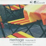 Heritage Volume1 -R&B Dance Classis Crossover Mix-
