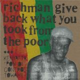 RICHMAN GIVE BACK ...