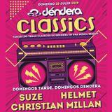 Christian Millan @ Dendera Classics (Sala Blackstar, Coslada, 28-07-19)