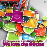 Various Artists - BMU-Radio: We Love The 80ties (2009) - MegaMixMusic.com