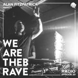 Alan Fitzpatrick presents We Are The Brave Radio 020