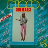Disco Club Volume 3 - 1984 non stop mix