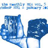 Monthly Mix #17 - November 2011