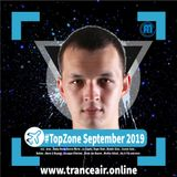 Alex NEGNIY - Trance Air - #TOPZone of SEPTEMBER 2019 [English vers.]
