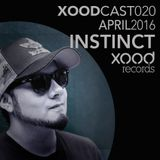XOODcast 020 - Instinct - April2016