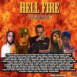 DJ KENNY HELL FIRE DANCEHALL MIX SEP 2019