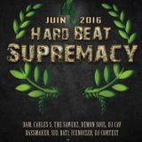 Hard Beat SUPREMACY Promomix (crossbreed) by BassMaker