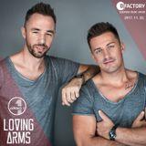 Loving Arms - DJ Factory (2017.11.22.) @ Radio 1