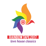 Rainbow Tape 2017 - Love House Classics