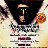 Sesion 13 de Abril Camelot Santa Pola_Fiesta Resurrección y Profetas