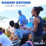 Delon - Dakini Reverb (Live Set 28.10.2017)