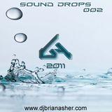 DJ Brian Asher - Sound Drops 002 2011 (House/Tech House)