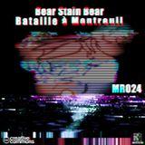 MR024 Bear Stain Bear - Bataille à Montreuil