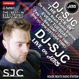 DJ SJC Presents The Lock In Live On HBRS 15-08-17