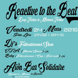 VTA MIX FOR REACTIVE TO THE BEAT, FATBEATCROONER, AION BAR 2016