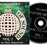 Ministry Of Sound Session 3 Paul Oakenfold 1993