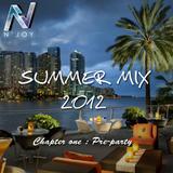 N'Joy - Summer Mix 2012 (Pre-party)
