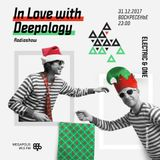 In Love with Deepology @ Megapolis 89,5 FM Moscow (31.12.2017)