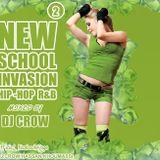 Dj cRoW New School Invasion Vol. 02