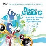 Disco Giants Vol. 13 - In the mix - mixed by Groove Inc. for Vinyl Masterpiece